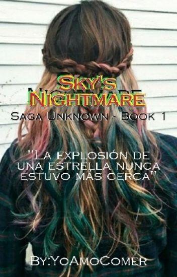 Sky's Nightmare (Nico di Angelo) - Saga  Unknown. Book 1. [Terminada/En Edición]