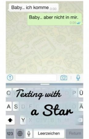 Texting with a Star ✉ ¶ Styles by drunkbutera
