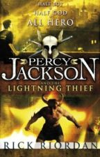 Reading the Percy Jackson series by SimplySecretive13