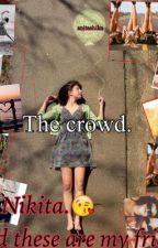 The crowd. by AnitaShika