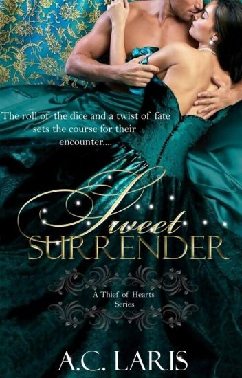 Sweet Surrender #Wattys2017