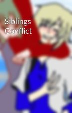 Siblings Conflict by JiduJiduNansuruyo