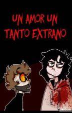 Un amor un tanto extrañoJeff the killer x Ticci Toby by MontserratMartinez6