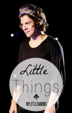 Little Things | Harry Styles by mylittlediamond