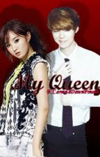 MY QUEEN (exo)SPG by CarmelaDawnPineda