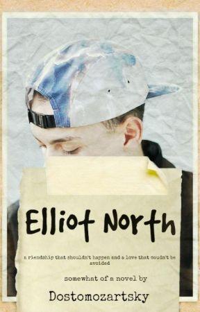 Elliot North by Dostomozartsky