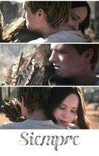Katniss y Peeta.«Siempre» [Editada] by Fa-Madeline