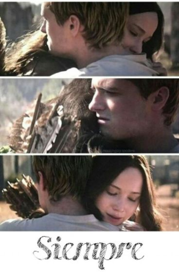 Katniss y Peeta.«Siempre» [Editada]
