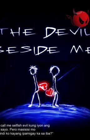 The Devil Beside Me by Zildjian11