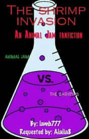 The shrimp invasion (An Animal Jam fanfic) by lamb777