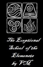 The Exceptional School of the Elements by Nike17