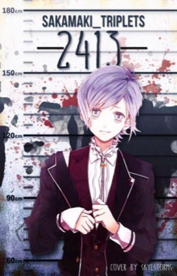 2413 (Kanato x Reader)