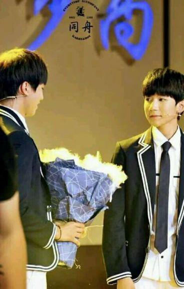 [Fanfic Kaiyuan] Thầy, dạy tôi yêu anh đi!