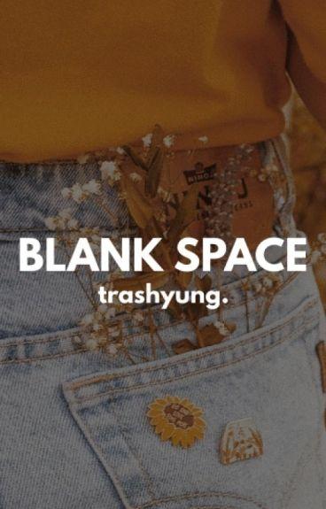 blank space ↪ kth & jjk.