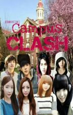 Campus Clash by diownukitan