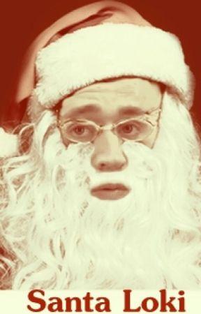 Santa Loki by MissSigyn