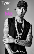 Tyga nd Me {tyga fan fiction} {staring you} by Ladyy_Alsina_