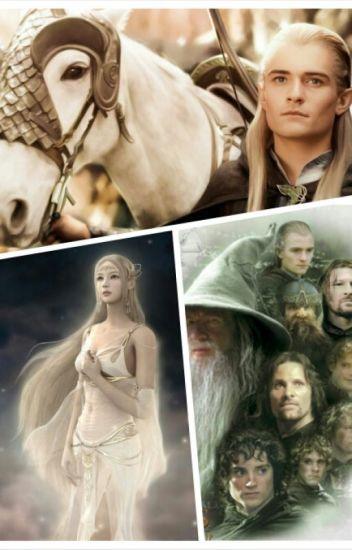 Prinzessin des verlorenen Königreiches (Legolas Ff)