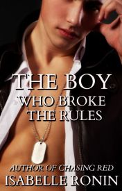 The Boy who Broke the Rules  by isabelleronin