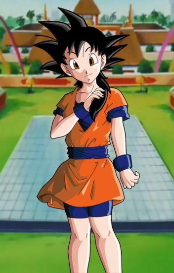 Goku's twin sister (On Hold)