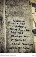 ŞİİR SOKAKTA by Mmervee1