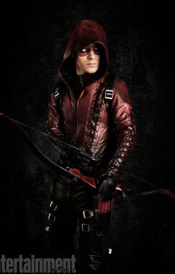 Grey Arrow (Arrow fan fic)