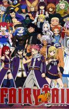 Fairy Tail - Academia de Verão T1 (Em Revisão) by Animes_Fanfic_MVS