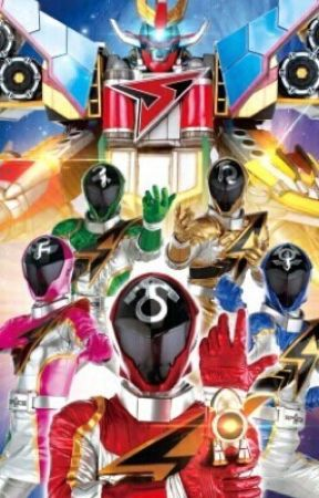 Power Rangers: Galactic Squadron by InfinityDX