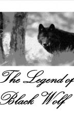 The Legend of Black Wolf - Sully's Journey Home by CarrieAulenbacher