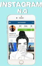 Instagram »n.g by -Coach