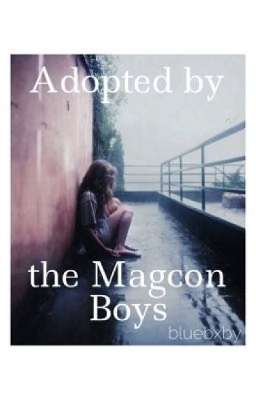 Adopted By The Magcon Boys
