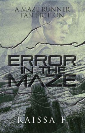 Error in the Maze | Newt | Ac. Lentas by thewingedwolf