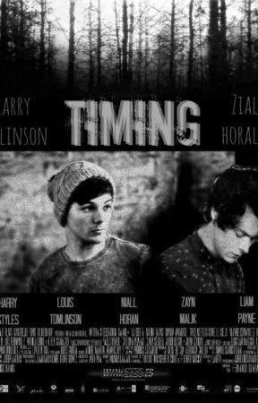 TIMING (Larry Stylinson) by agusrocchi