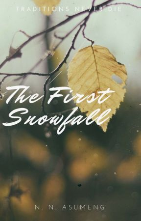 The First Snowfall by urstrulynatti