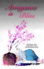 Arrogance is Bliss   L Lawliet   [On Hold] by xXWolfloveXx