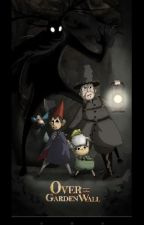 Over the garden wall,and gravity falls crossover by HellYekle