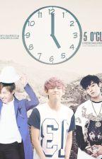 5 O'Clock (VKook/VHope) by _JayHope_