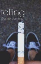 falling. (ashton) by amentommo