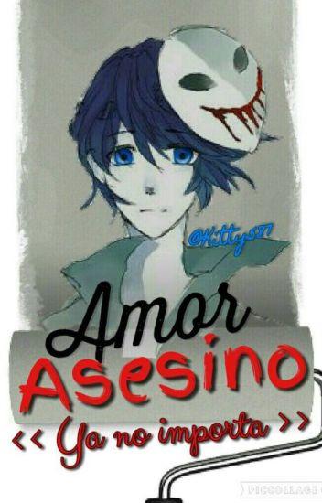 Amor Asesino    Bloody Painter