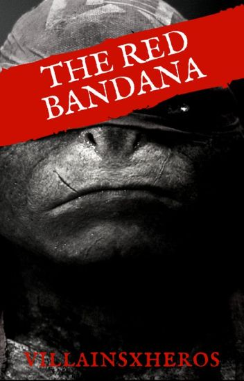 Guy With The Red Bandana (TMNT/Raphael Fanfic)