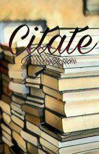 Citate by CherrrrryBlossom