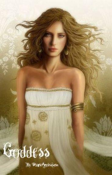 Goddess by DarkAmbition