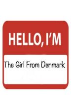 The girl from Denmark. by MieGreen