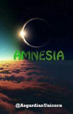 Amnésia (Romance Gay) #Wattys2016 by AsgardianUnicorn