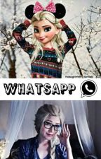 Whatsapp- Jelsa by beautifulyoongi