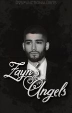 Zayn's Angels [louis centric] by versatilestyles