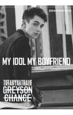 My Idol My Boyfriend (An Enchancer Love Story) by zefanynatasya