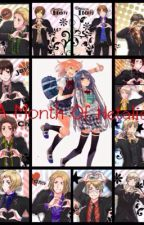 A Month In Hetalia by RobinGirl14