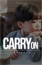 Carry on || chanbaek by Uszati