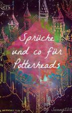 Sprüche und Co für Potterheads | by SunshinePotter